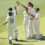 Australia thrash New Zealand by 296 runs in first Test