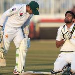 Pakistan-Sri Lanka first fixture ends in a tame draw
