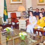 Punjab governor hosts cast of upcoming film 'Sacch' at the Governor's House