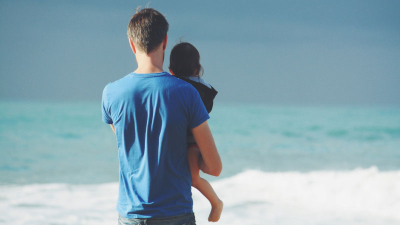 Fathers should be screened for postpartum blues, too