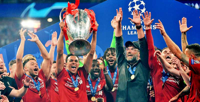 English clubs triumph in Europe's year of comeback shocks