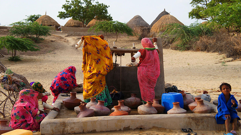 Groundwater in Tharparkar unfit for human consumption