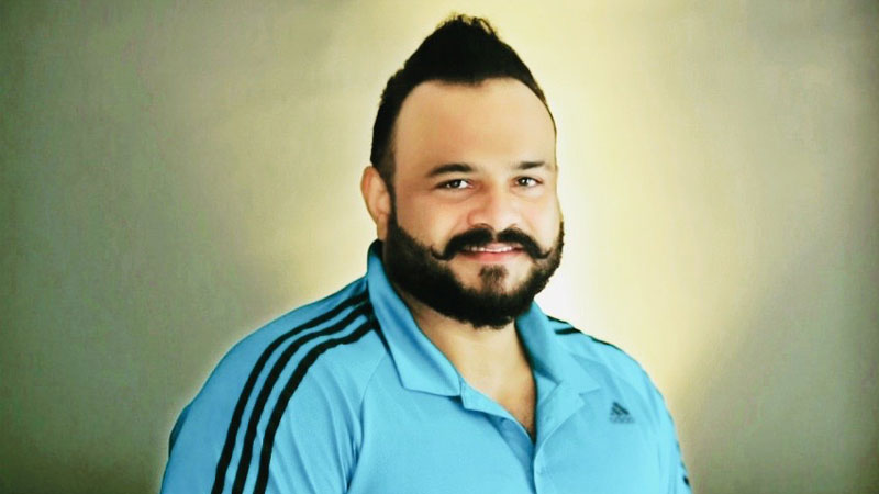 Former wushu champion Asif Butt elected VP of Pakistan Bodybuilding Federation
