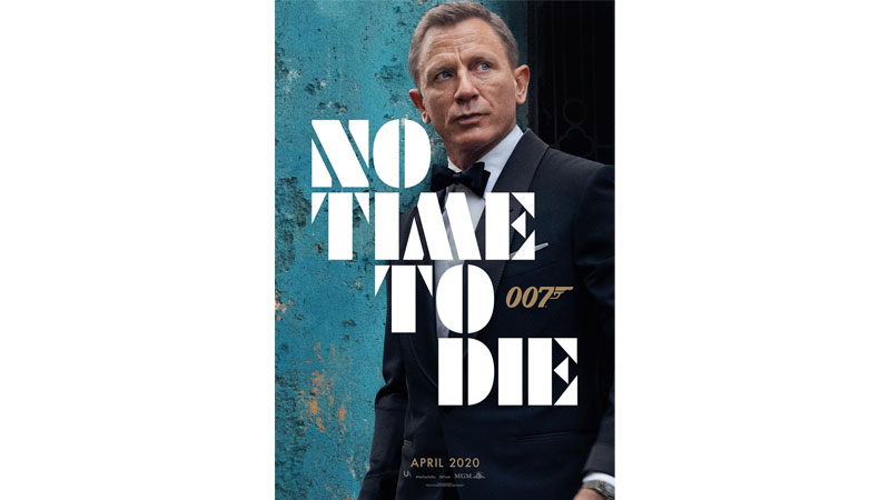 Watch James Bond come face to face with female 007 in 'No Time to Die' trailer