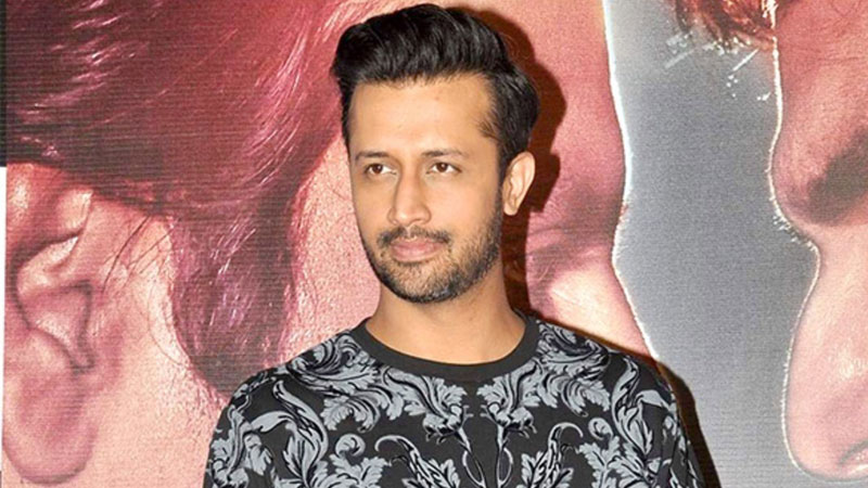 Atif Aslam likely to sing title song for PSL 2020