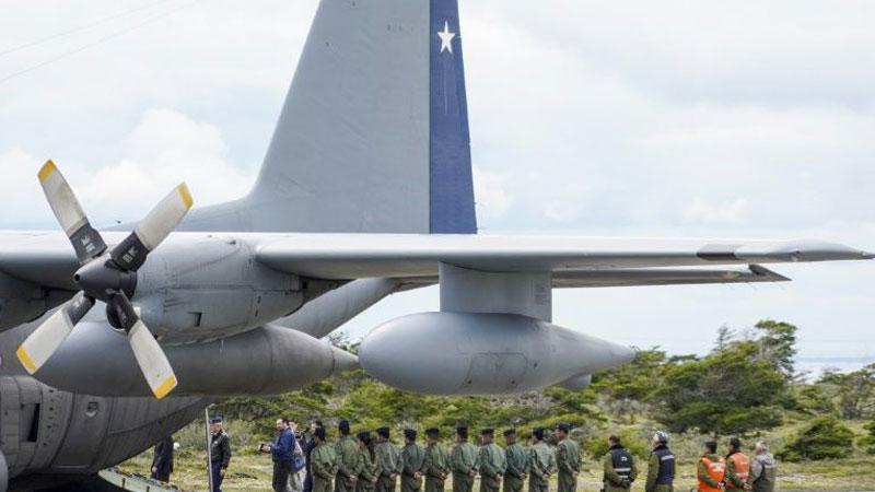 Chile starts identifying remains of plane crash victims