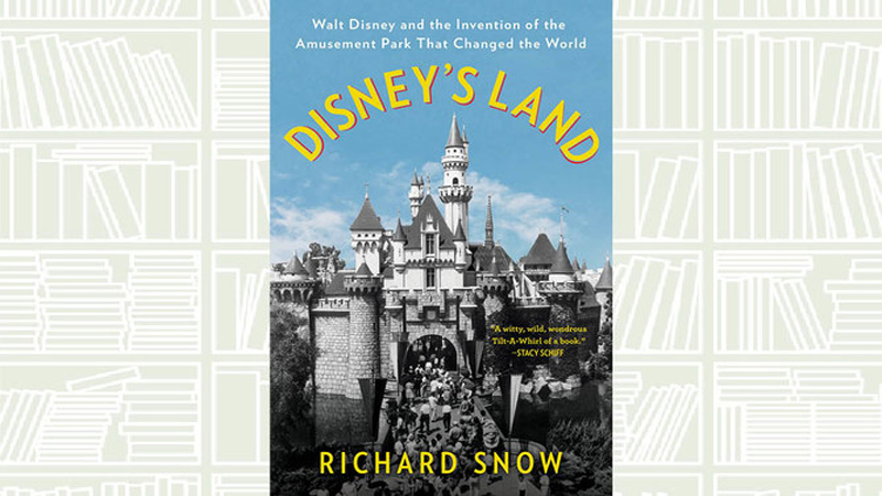 Disney's Land by Richard Snow | Daily times