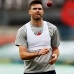 Fit-again Anderson back in England squad for South Africa Tests