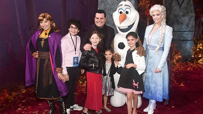 'Frozen 2' holds top spot at N American box office | Daily times