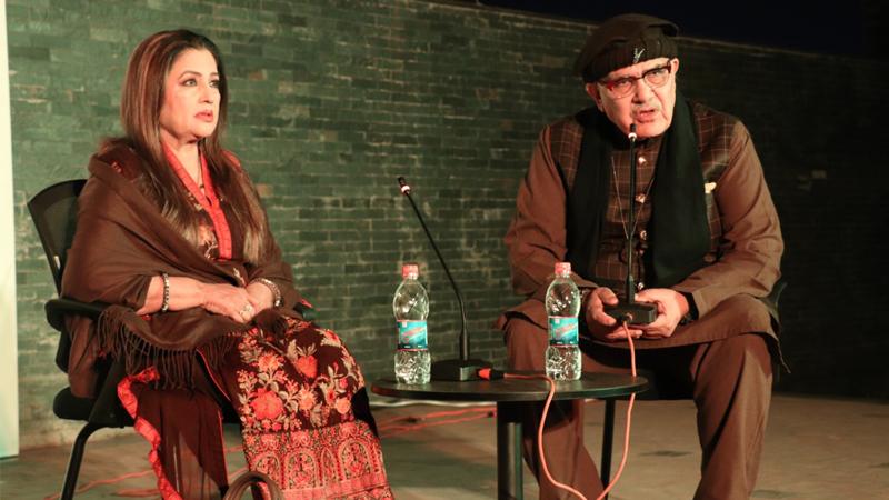 Film 'Naela' screened at National History Museum's amphitheatre
