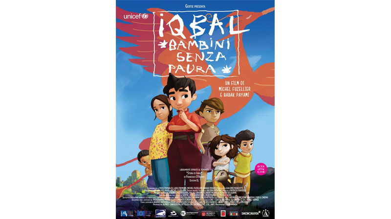 French Embassy to screen animated film shedding light on child rights