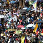 Third general strike keeps pressure on Colombia's Duque