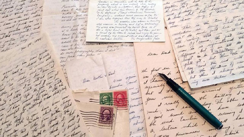 Letter writing — a lost art | Daily times