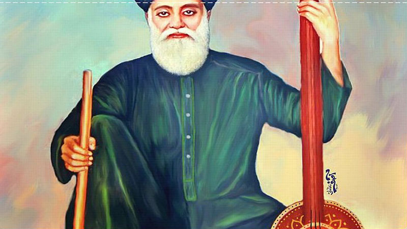 Sachal Sarmast advocated for the beauty of Sindh