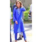 Kate Middleton thanks Maheen Khan for dressing her during Pakistan tour