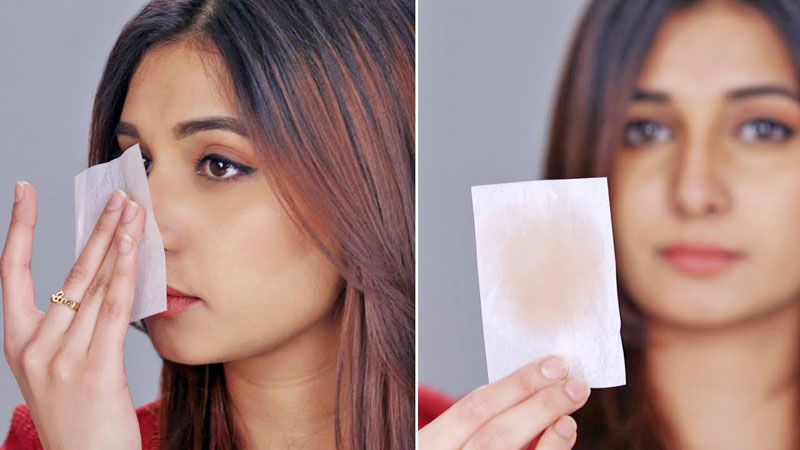 Make-up hacks for oily skin | daily times