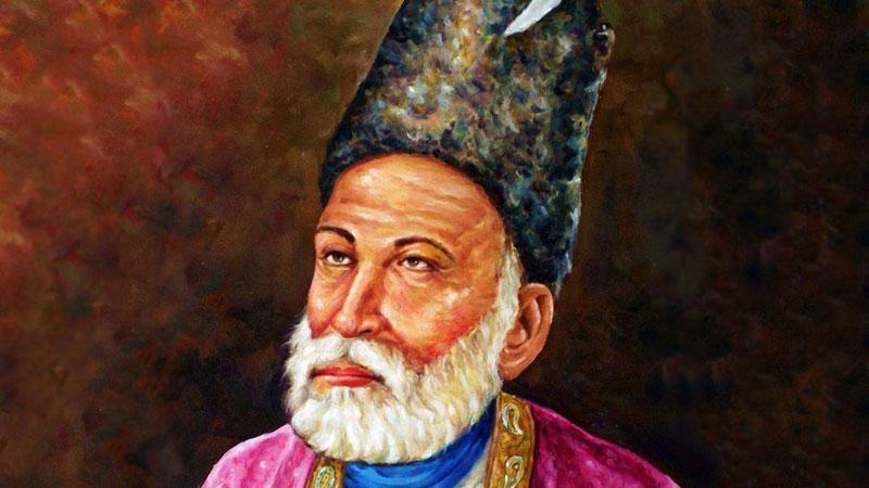 Remembering Mirza Ghalib on his 222nd birth anniversary