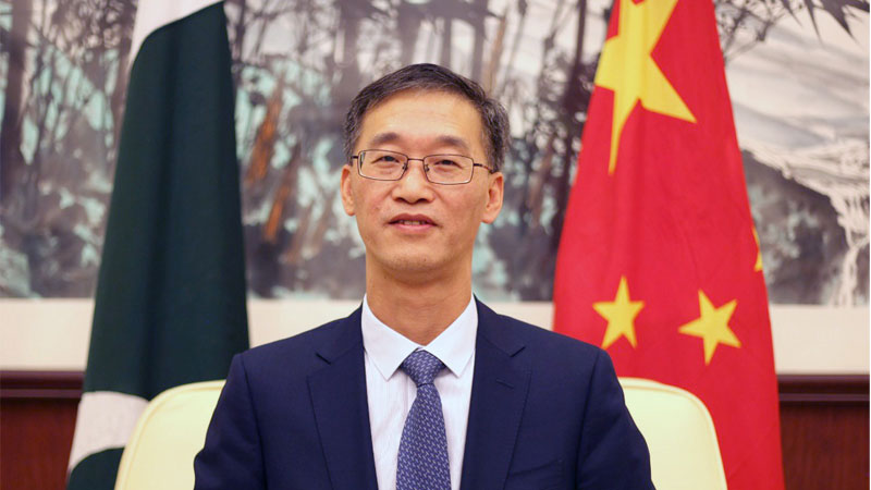 Looking forward to a new chapter of China-Pakistan friendship