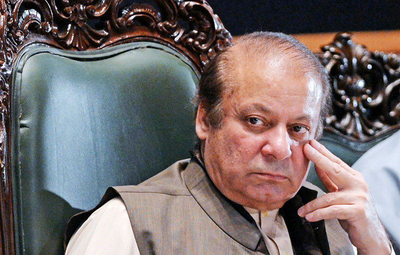 Nawaz Sharif writes letter to Kh Asif over amendment to Army Act