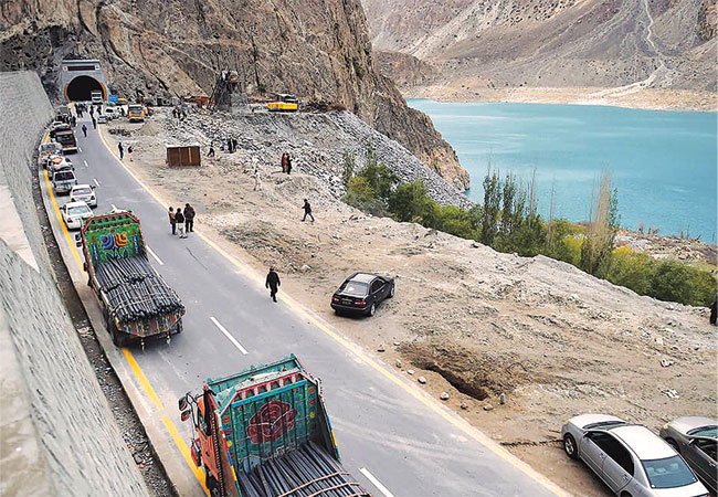 CPEC PUZZLE | Daily times