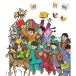 Annual learning event for children and teachers Hamein Kitab Chahiyeh comes to Lahore