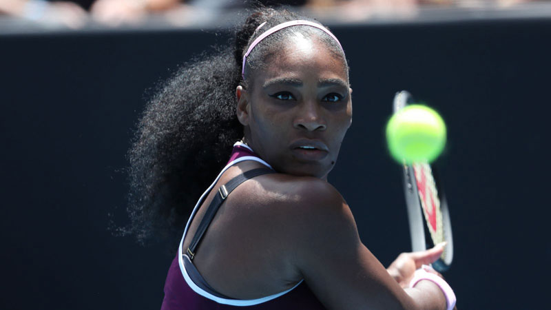 Serena destroys Anismiova to set up Classic final with Pegula