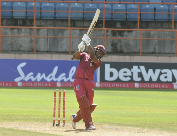 West Indies whitewash Ireland in ODI series with Grenada win