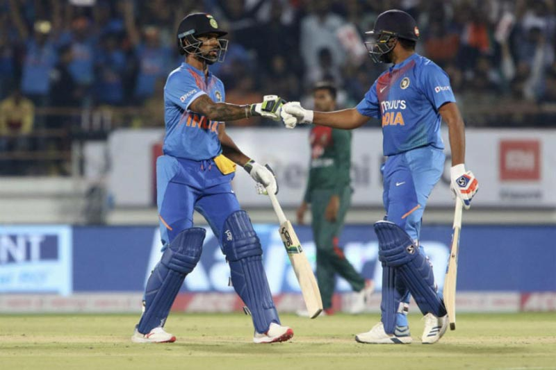 Opening combination in focus as India look to settle scores against Australia