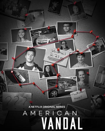 'American Vandal' Season 2 is a little more serious, but in a good way