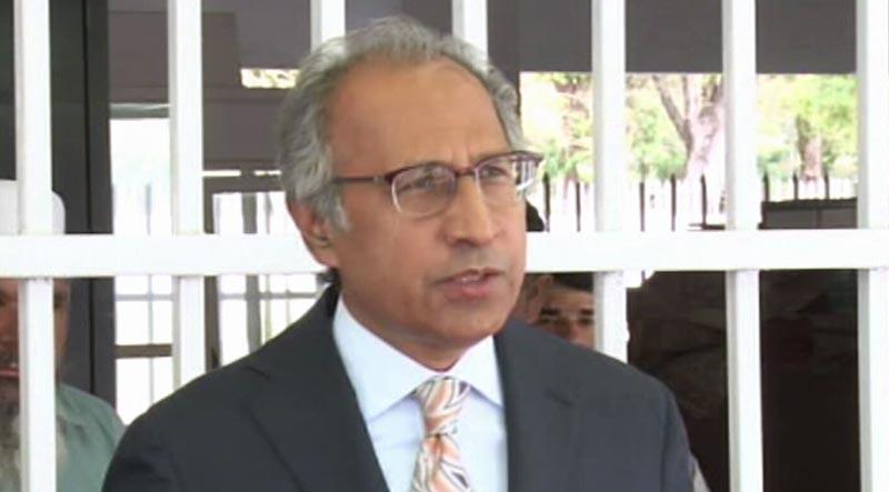 Govt taking steps to address inflation, low domestic productivity: Hafeez
