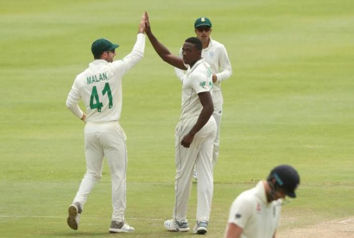 South Africa seek lucky break with series poised