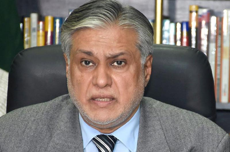 Ishaq Dar's Lahore bungalow to be auctioned on Jan 28