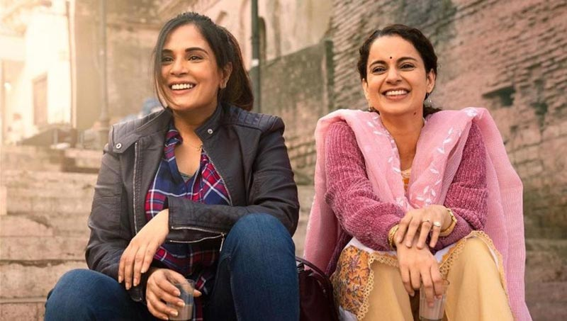 Kangana and I never talked politics on 'Panga' set: Richa