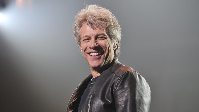 Bon Jovi plot North American tour