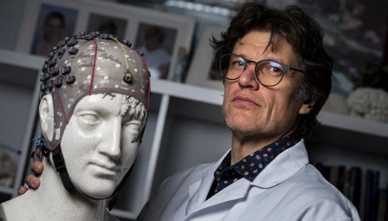 Belgian brain doctor awarded for easing coma survivors' return