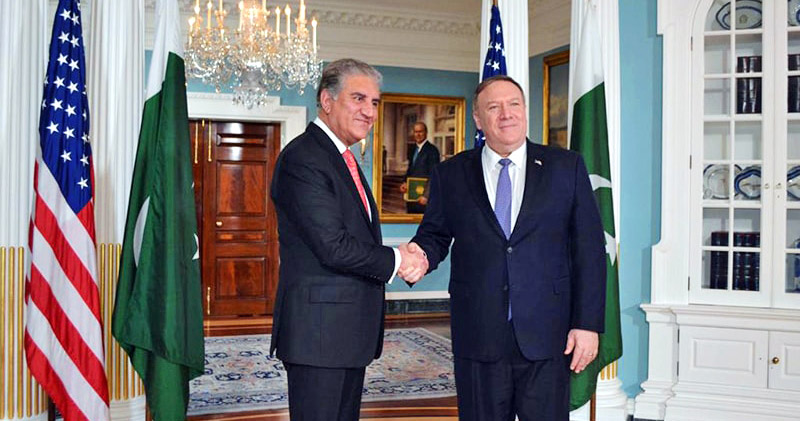 Resolution of Kashmir issue vital for peace, Pompeo told
