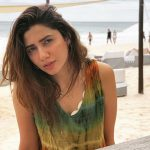 Mahira dazzles at the beach with striking new pictures