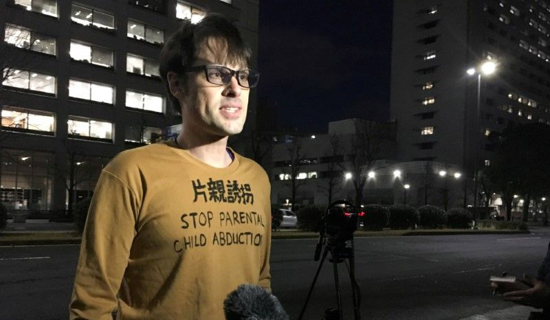 In Japan, foreign parents lead charge against child 'abduction'