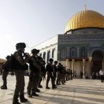 Israeli police attack Palestinian worshippers in Al-Aqsa after dawn prayer