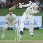 England's Bess claims five wickets as South Africa hang on
