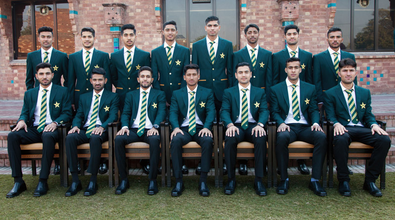 Pakistan begin their Under-19 World Cup campaign with match against