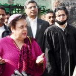 Shireen Mazari submits report in IHC about jail reforms