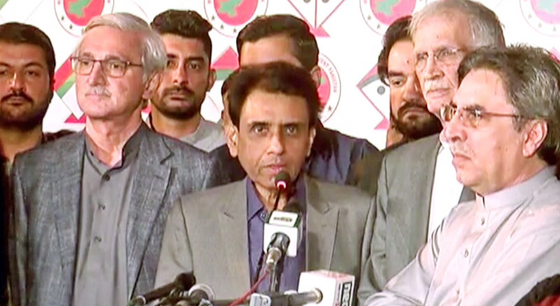 PTI, MQM-P 'inching closer' to a settlement | Daily times