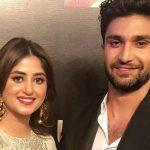 Sajal shares heartfelt Instagram story for Ahad Raza Mir