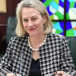 US diplomat Alice Wells arriving in Islamabad today