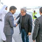 Qureshi holds talks in Qatar after 'successful' visit to US