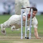 Root leads England to brink of victory against South Africa