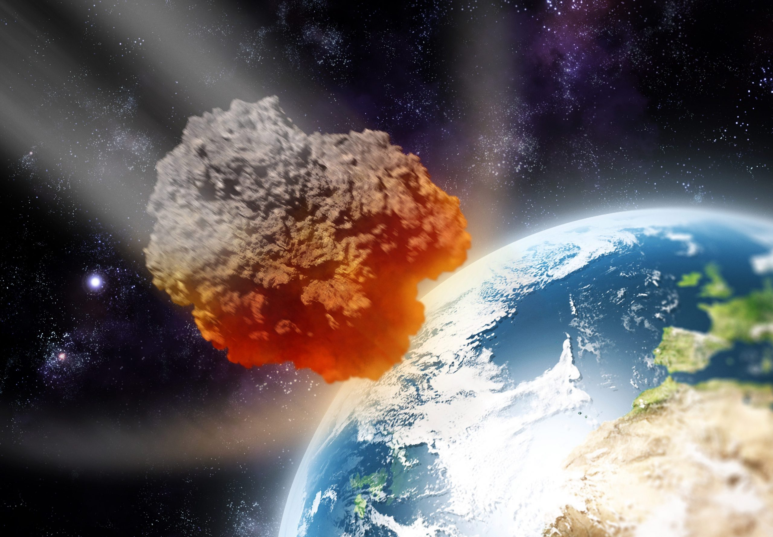 The Earth approaching asteroid twice the big Ben — NASA scientists