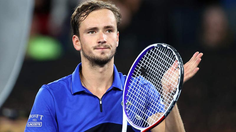 Fourth seed Medvedev outlasts Tiafoe to advance in Melbourne