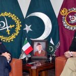 AJK president discusses LoC situation with COAS